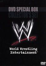 WWE DVD-BOX(三方背BOX、特製オリジナルWWETシャツ付)(通常)(DVD)