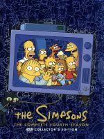 ザ・シンプソンズ シーズン4 DVDコレクターズBOX(外箱、特製ブックレット付)(通常)(DVD)