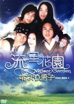 流星花園~花より男子~DVD-BOX Ⅱ(三方背BOX付)(通常)(DVD)