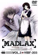 MADLAX VOL.3(通常)(DVD)