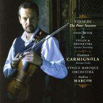 ヴィヴァルディ:ヴァイオリン協奏曲集「四季」他 ベストクラシック100 21(通常)(CDA)