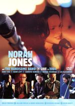 ノラ・ジョーンズ&ハンサム・バンド・ライヴ(通常)(DVD)