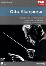 クラシック・アーカイヴ オットー・クレンペラー(通常)(DVD)