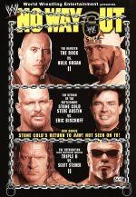 WWE ノー・ウェイ・アウト2003(通常)(DVD)