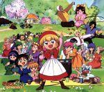 赤ずきんチャチャ DVD-BOX Vol.3(通常)(DVD)