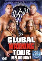 WWE グローバル・ワーニング・ツアー(通常)(DVD)