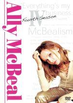 アリー my Love(Ally McBeal) 4thシーズン DVD-BOX(通常)(DVD)