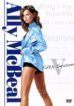 アリー my Love(Ally McBeal) 5thシーズン DVD-BOX(通常)(DVD)