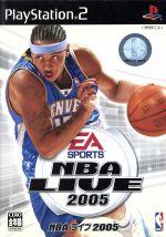 NBA LIVE 2005(ゲーム)