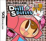 ミスタードリラー(Mr.DRILLER) ドリルスピリッツ(ゲーム)