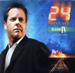 24-TWENTY FOUR-シーズンⅣ DVDコレクターズBOX(通常)(DVD)