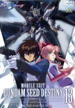 機動戦士ガンダムSEED DESTINY 13(ライナーノーツ付)(通常)(DVD)