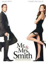 Mr.&Mrs.スミス プレミアム・エディション(通常)(DVD)