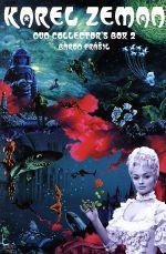 カレル・ゼマン 「悪魔の発明」「ほら男爵の冒険」(通常)(DVD)