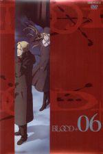 BLOOD+ 06(通常)(DVD)