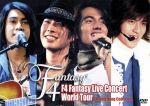F4 Fantasy Live Concert World Tour at Hong Kong Coliseum(通常)(DVD)
