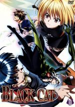 BLACK CAT Vol.10(通常)(DVD)