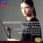 メンデルスゾーン&チャイコフスキー:ヴァイオリン協奏曲 SUPER BEST 100 8(通常)(CDA)