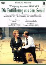 モーツァルト:歌劇「後宮からの誘拐」全3幕(通常)(DVD)
