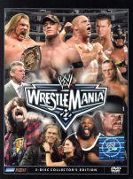 WWE レッスルマニア22(通常)(DVD)