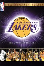 NBAダイナスティシリーズ/ヒストリー・オブ・ロサンゼルス・レイカーズ コレクターズ・ボックス(通常)(DVD)