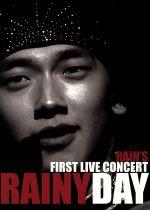 RAIN'S FIRST LIVE CONCERT RAINY DAY(通常)(DVD)