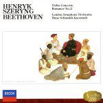 ベートーヴェン:ヴァイオリン協奏曲/ロマンス第2番 SUPER BEST 100 43(通常)(CDA)