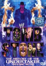 WWE ヒストリー・オブ・ジ・アンダーテイカー トゥームストーン(通常)(DVD)