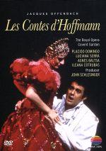 オッフェンバック:歌劇《ホフマン物語》全曲(通常)(DVD)