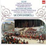エルガー&V・ウィリアムズ:管弦楽曲集~「エニグマ」変奏曲(通常)(CDA)