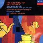 ≪ショスタコーヴィチ:ジャズ音楽集≫(通常)(CDA)