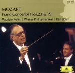モーツァルト:ピアノ協奏曲第23番・第19番 MOZART BEST 1500 13(通常)(CDA)