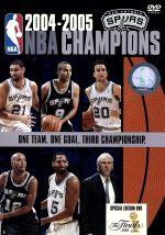 サンアントニオ・スパーズ 2004-2005 NBA CHAMPIONS 特別版(通常)(DVD)