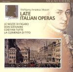 モーツァルト:後期イタリア語オペラ集 MOZART EDITION 17(通常)(CDA)