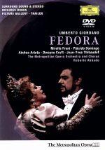 ジョルダーノ:歌劇≪フェドーラ≫全曲(通常)(DVD)