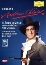ジョルダーノ:歌劇《アンドレア・シェニエ》(通常)(DVD)