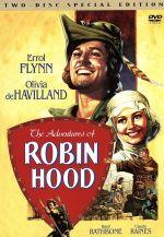 ロビン・フッドの冒険 スペシャル・エディション (2枚組)(通常)(DVD)