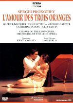 プロコフィエフ:歌劇「3つのオレンジへの恋」プロローグと4幕(通常)(DVD)