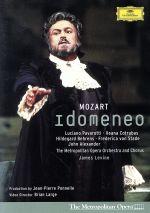 モーツァルト:歌劇《イドメネオ》(通常)(DVD)