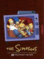 ザ・シンプソンズ シーズン5 DVDコレクターズBOX(アウターケース、特製ブックレット付)(通常)(DVD)