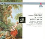モーツァルト:歌劇「偽りの女庭師」(全曲)(通常)(CDA)