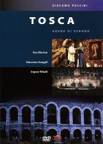 プッチーニ:歌劇「トスカ」 全曲 アレーナ・ディ・ヴェローナ(通常)(DVD)