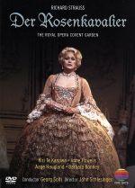 R.シュトラウス:歌劇「バラの騎士」全曲(通常)(DVD)