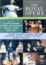 英国ロイヤル・オペラ ハイライト(通常)(DVD)