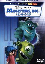 モンスターズ・インク(通常)(DVD)