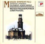 マーラー:交響曲第2番「復活」(通常)(CDA)