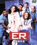 ER 緊急救命室 <ファースト>セット1(通常)(DVD)