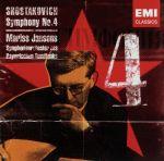 ショスタコーヴィチ:交響曲第4番(通常)(CDA)