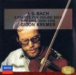 SUPER BEST 100 5::J.S.バッハ:無伴奏ヴァイオリンのためのパルティータ 第1番-第3番(全曲)(通常)(CDA)