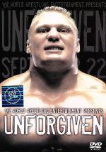 WWE アンフォーギヴェン2002(通常)(DVD)